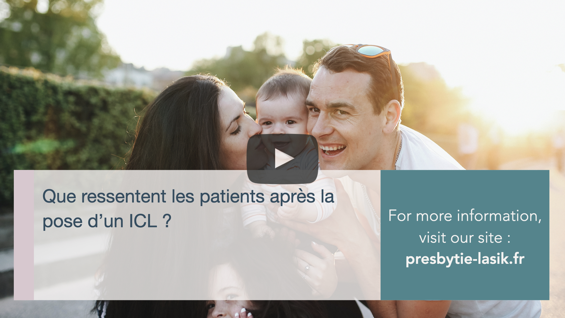 Que ressentent les patients après la pose dun ICL - Catherine-Albou-Ganem-Clinique-de-la-Vision-Paris