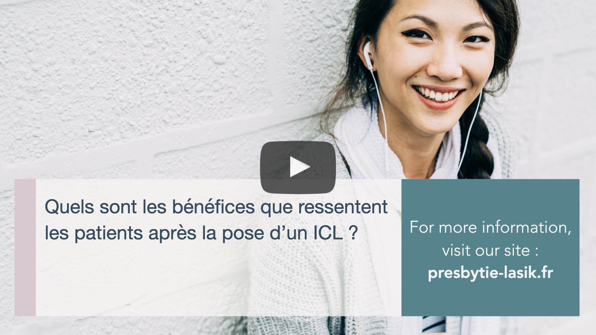 Quels sont les bénéfices que ressentent les patients après la pose dun ICL- Catherine-Albou-Ganem-Clinique-de-la-Vision-Paris
